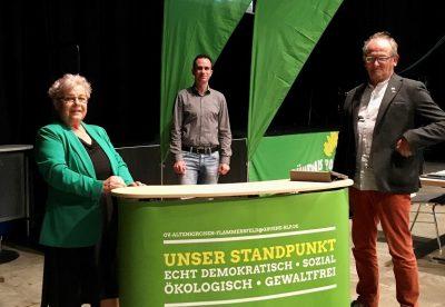 Bild von Anna Neuhof, Kevin Lenz und Ulli Gondorf